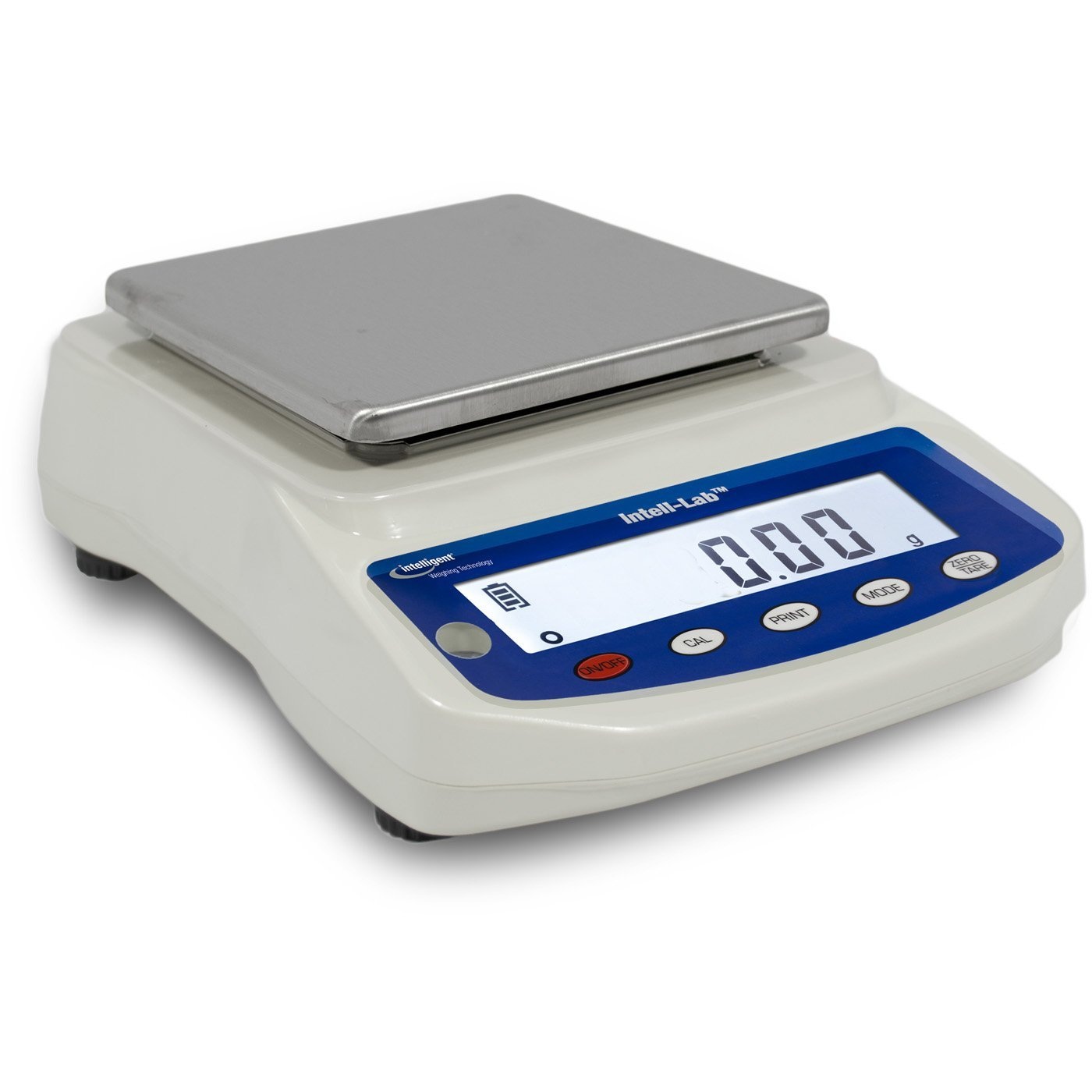 ... Jewelry Scale, Rear Display, 3200 g X 0.01 g, Pan Size 6.2