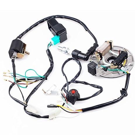 diagrams 10001000 kick start wiring diagram 110cc tdr moto Pit Bike Wire Harness Diagram for Starter W pit bike wiring harness diagram