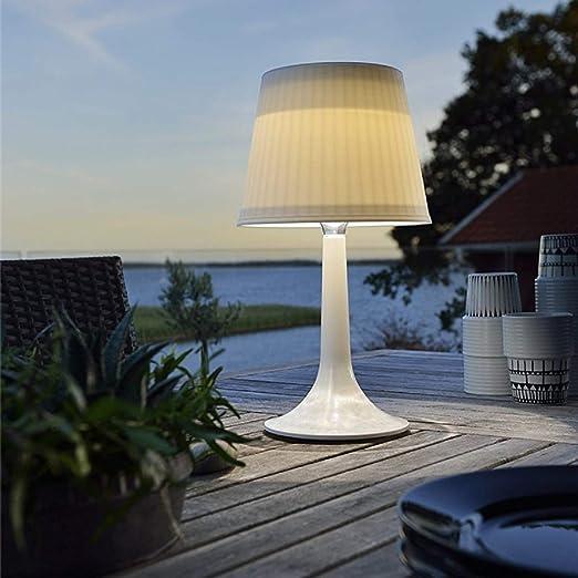 LAMPE DE TABLE SOLAIRE IP44 Éclairage solaire