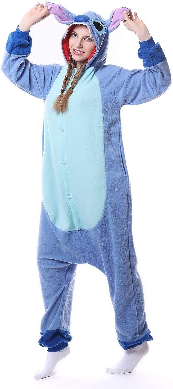 Pijama para adultos con diseño de animales, para Halloween ...