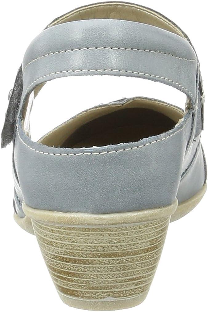 Zapatos de Tal/ón Abierto para Mujer Remonte D5002