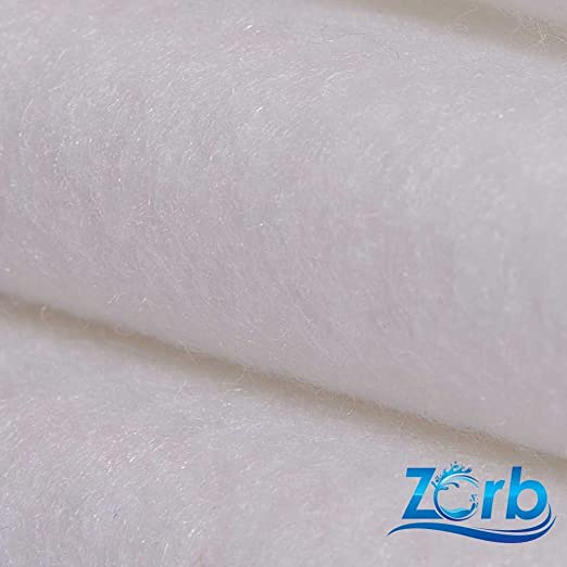 Zorb Super Absorbent Fabric (Made in USA, sold by the yard), 110cm