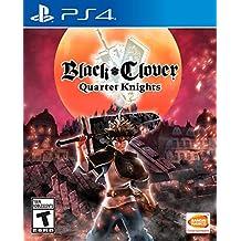 Black Clover: Quartet Knights - PlayStation 4 - Standard Edition