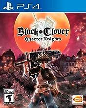 PS4 Black Clover: Quartet Knights