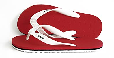 0e03150aebfd Locals Red Slipper - Size 9 quot  ...