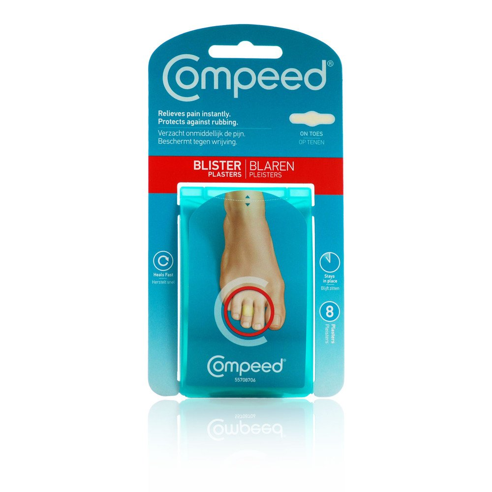 Compeed Blister on Toe