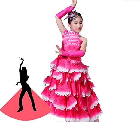 SMACO Decoración Floral Disfraces de Bailarina española para ...