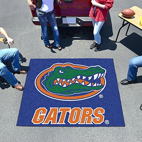 - FANMATS NCAA University of Florida Gators Nylon Face Tailgater Rug