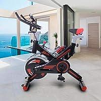 Riscko Bicicleta Regulable de Ciclo con Volante de inercia DE 24 Kilos