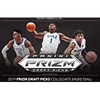 $49 » 2019/20 Panini Prizm Draft Picks Basketball BLASTER box (28 cards)