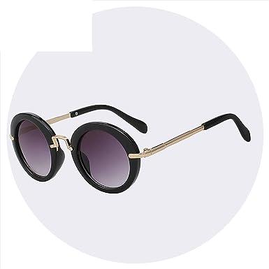 Amazon.com: Gafas de sol para niños, diseño redondo, lindas ...