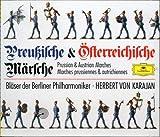 Preussiche & Osterreichische Marsche & Blaser der Berliner Philharmonker/Karajan