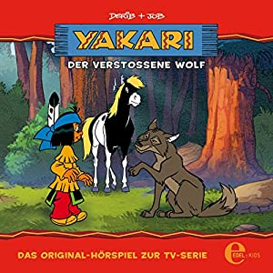 Yakari 17 Hörspiel