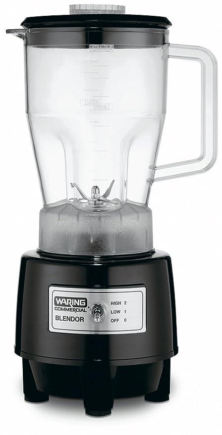 Waring HGB140 Batidora de vaso 1.9L Negro - Licuadora (1,9 L, Paso ...
