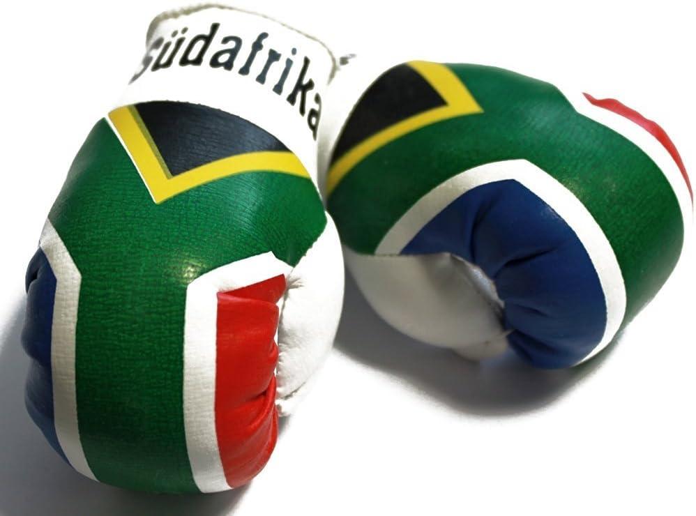 Mini Boxhandschuhe S/üdafrika