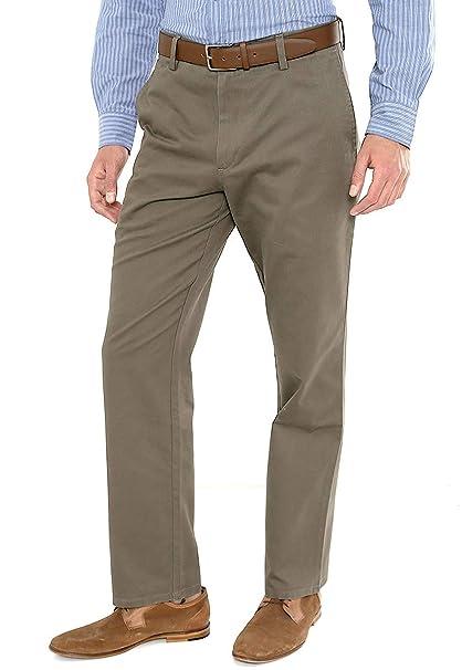 1169e06bff80d Dockers- Pantalón Café Pantalones para Hombre  Amazon.com.mx  Ropa ...