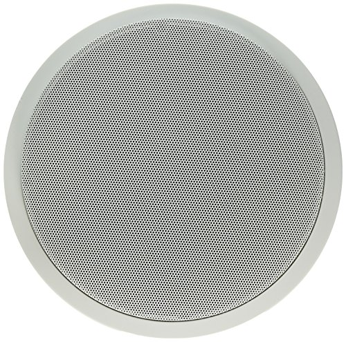 Yamaha NSIW360C 2-Way In-Ceiling Speaker System, White (2 Speakers) by Yamaha