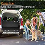 61TFXkBgKNL. SS150  - Dog Back Seat Cover Protector