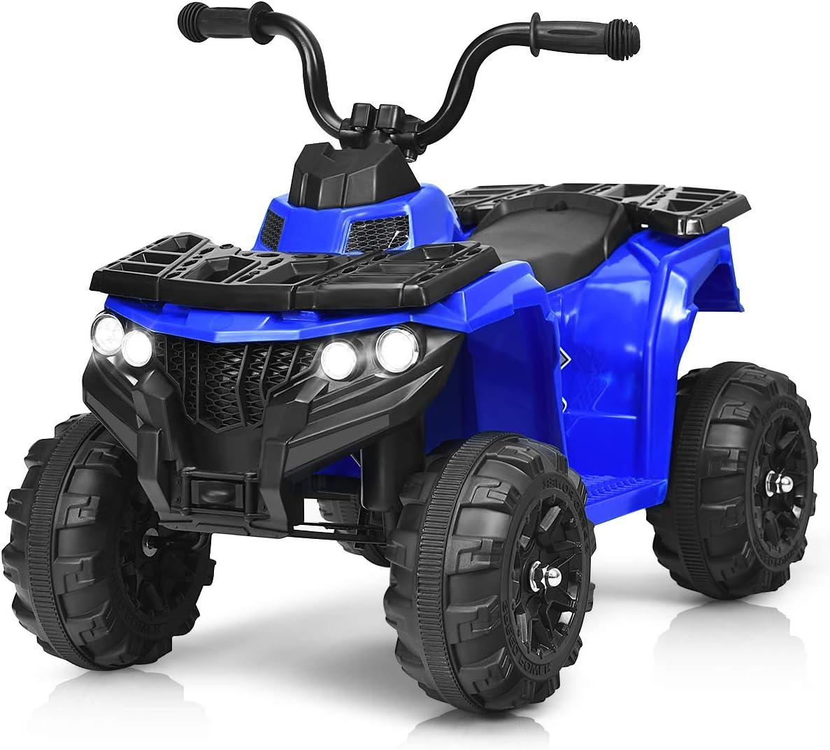 Costzon Ride on ATV Electric Ride