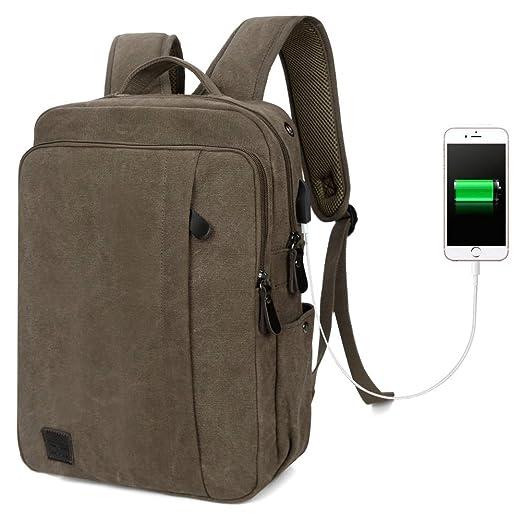 """2 opinioni per Koolertron Zaino per 14"""" Laptop Notebook Tela Leggero Backpack Sport Scuola con"""