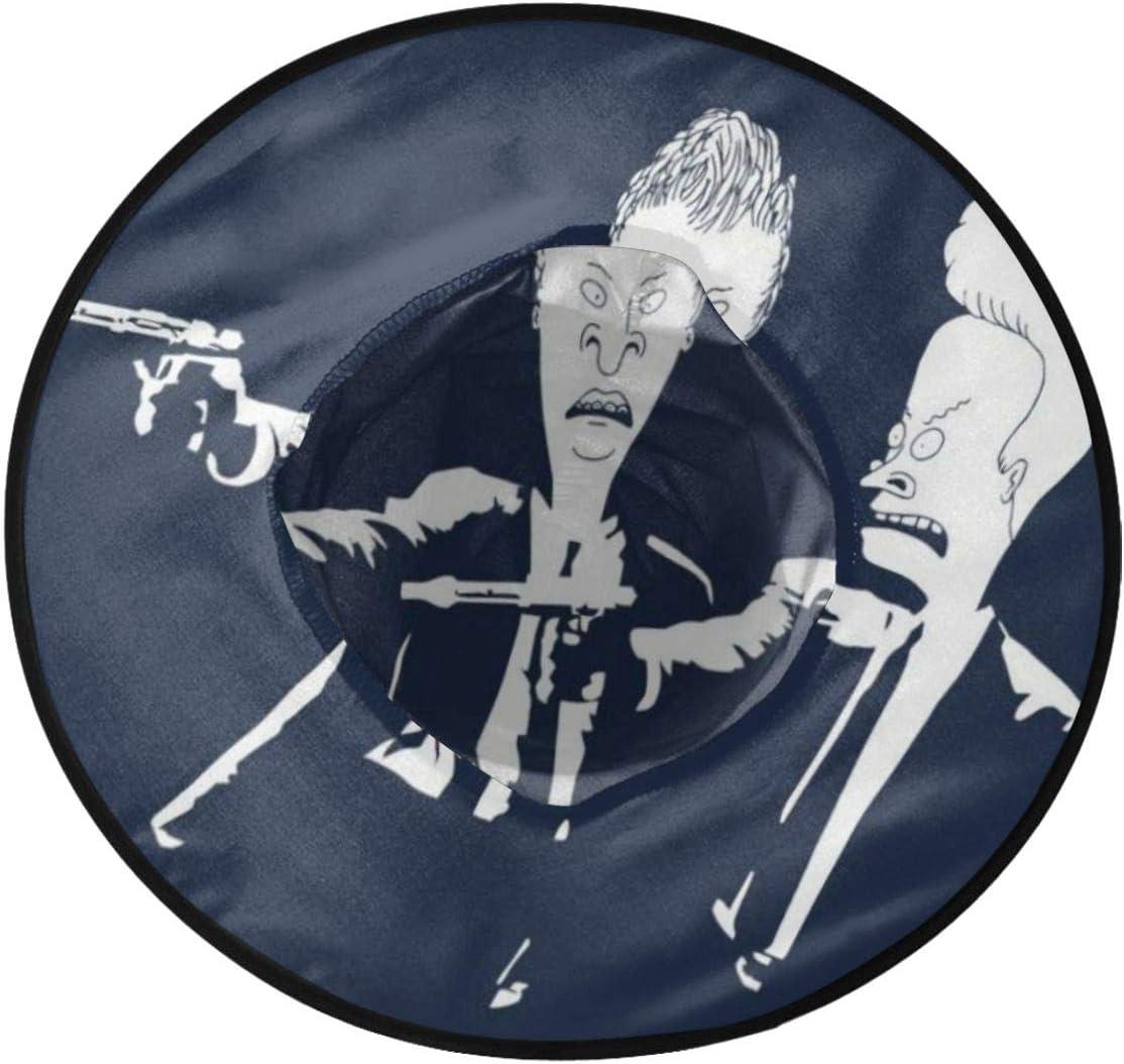 KUKHKU Beavis and Butthead Pulp Fiction Sombrero de Bruja Unisex ...