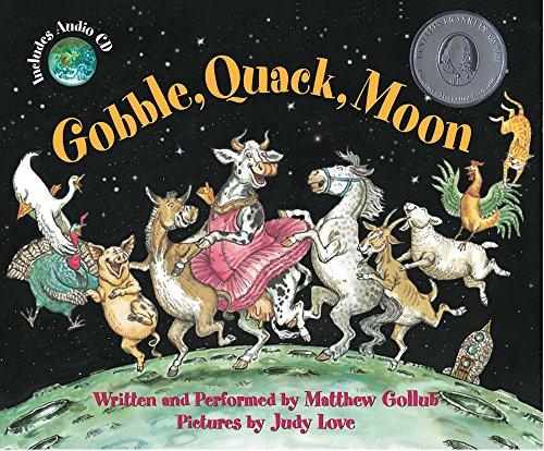 Gobble, Quack, Moon by Tortuga Pr