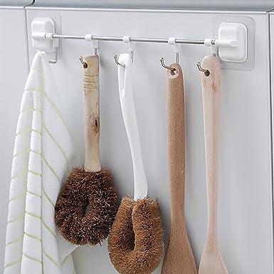 Estante de almacenamiento, utensilios de cocina, soporte de ...