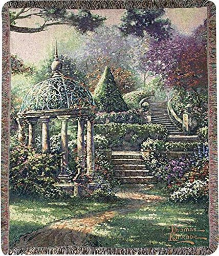 Throw - Gazebo Of Prayer (Tapestry) (50 x 60) (Tapestry Prayer)