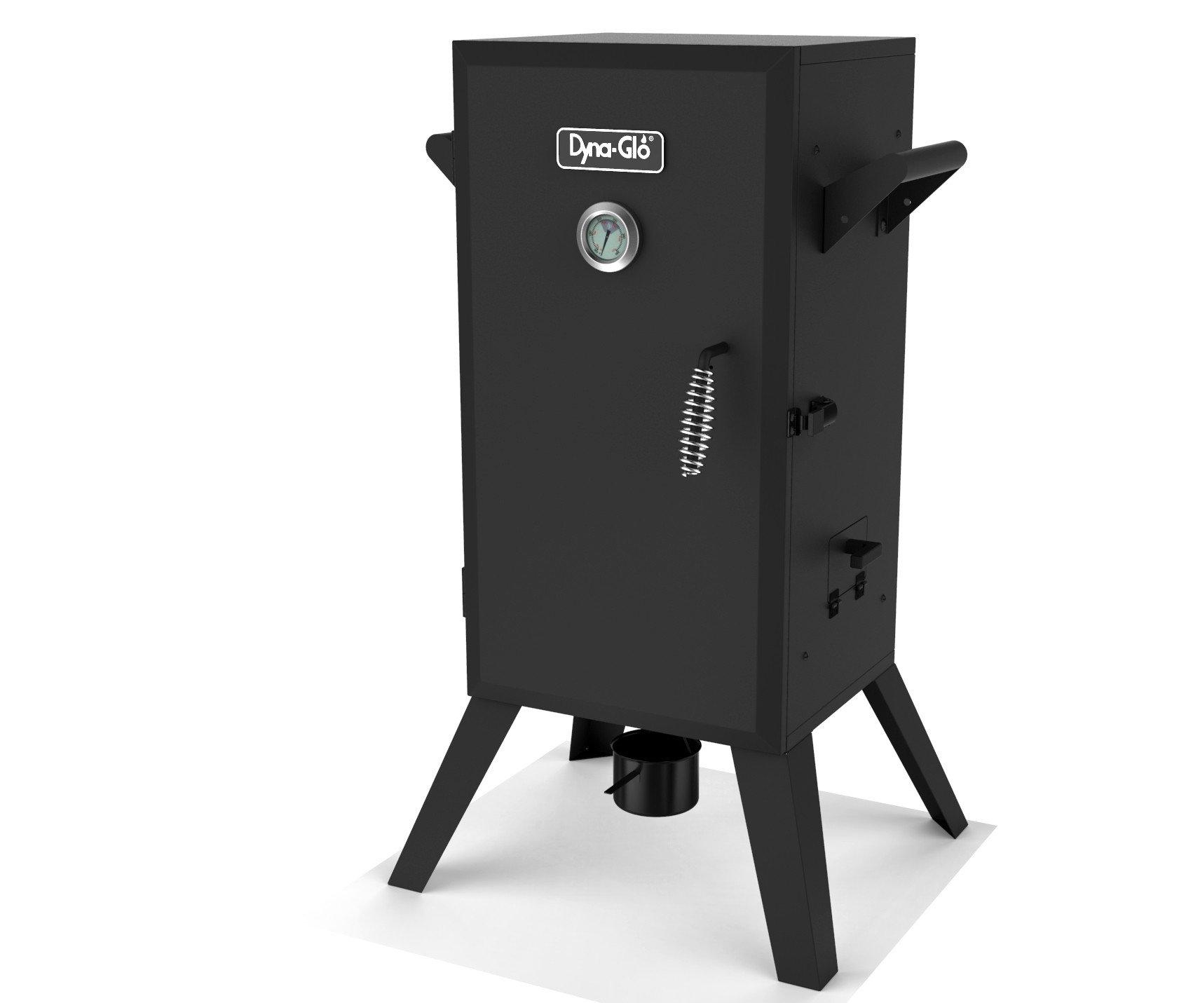 Dyna-Glo DGU505BAE-D 30'' Analog Electric Smoker by Dyna-Glo