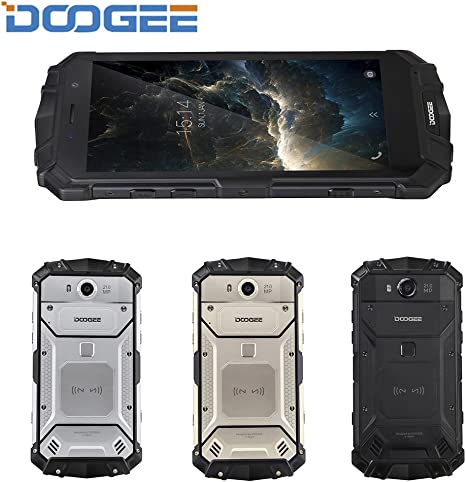 DOOGEE S60 Real IP68 Smartphone Carga Inalambrica Doble SIM Ocho ...