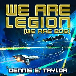 We Are Legion (We Are Bob) Audiobook
