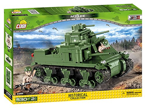 COBI Historical Collection M3 Lee Tank ()