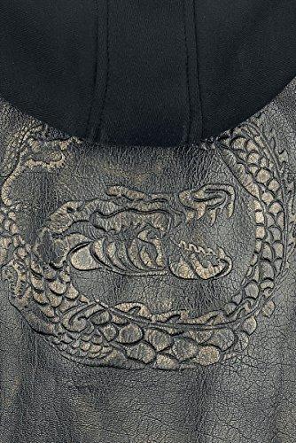 Escuadrón Cuero Negro Chaqueta Croc Suicida De Killer XwfrXBqW7x