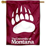 College Flags & Banners Co. University of Montana Grizzlies Griz House Flag