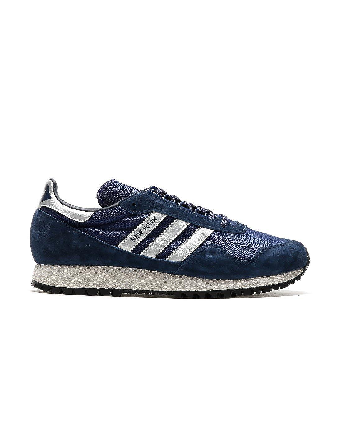 adidas Originals New York BB1188 Dark Blue Matte Silver Collegiate Navy (UK  11 EUR 46)  Amazon.co.uk  Clothing dfb83cd5c