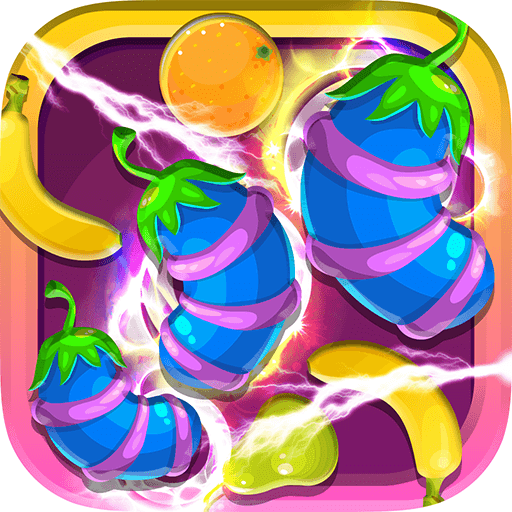 Fruit Swipe Mania - Soda Pop Match 3 Mania Puzzle (Word Search Fun Deluxe)