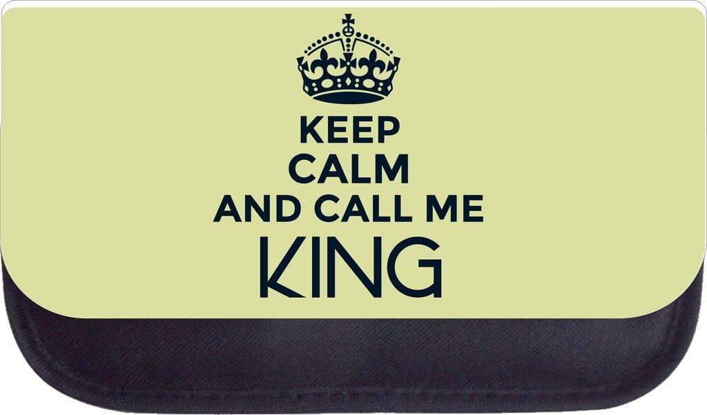 6504ddd30408 Amazon.com | Keep Calm and Call Me King-Slate Max Wilder TM ...