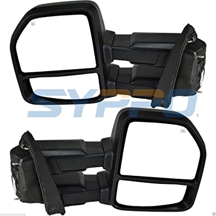 Nova Towing Mirrors For   Ford F Pickup Towing Power  Pin Heated