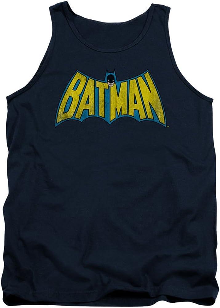 Tank Top: Batman - Classic Batman Logo Size XL