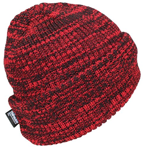 Best Winter Hats 3M 40 Gram Thinsulate Insulated Cuffed Knit Beanie (One Size) - ()