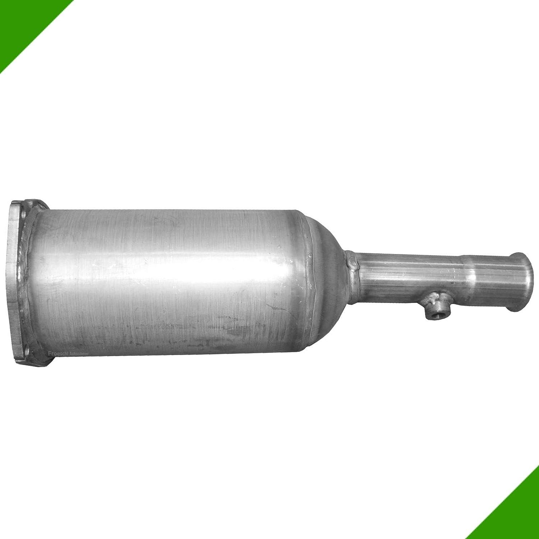 Partikelfilter DPF Rohr Auspuff