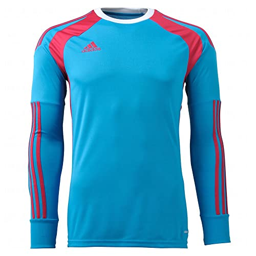 3927102aa21 Adidas Onore 14 GK Goalkeeper Jersey Solar Blue/VividBerry/White Men's  X-Large