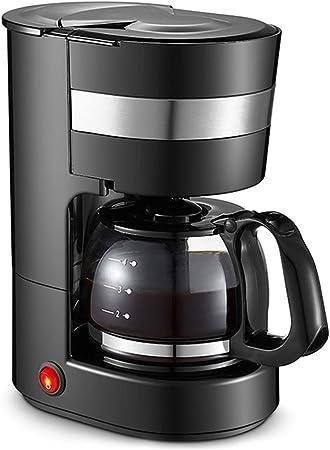 LTLWSH Máquina de Café, 600W Cafetera de Filtro con Filtro Reutilizable y Función de Mantener Caliente Sistema Antigoteo 0.65 litros y Libre de BPA: Amazon.es: Hogar