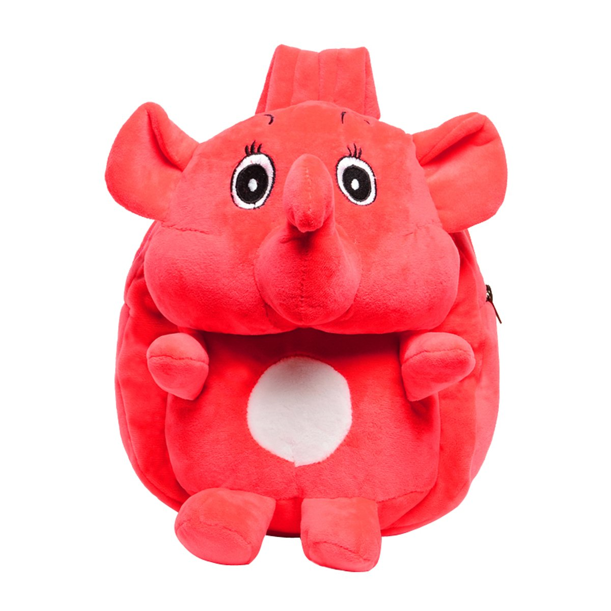 Adorable Elephant Schoolbag – Nursery レッド Smallバックパックリュックサックバッグfor Baby ( Schoolbag 1 – 3yrs ) レッド レッド B00XP4P4CM, ツクイマチ:57129518 --- ijpba.info