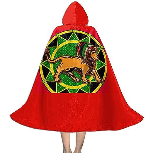 Disfraz de Halloween de Capa Larga con Capucha de Halloween para ...