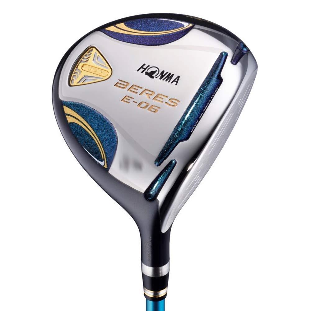 本間ゴルフ BERES E-06 フェアウェイウッド 3SグレードARMRQ X 43カーボンシャフト #7W フレックス:S BRS E-06 43-3S FW7S B07K9RDBL5