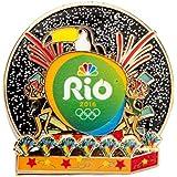 NBC Sports Rio 2016 Olympics Carnival Metal Pin