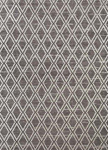 160 x 230 cm pone Gray Area Tappeto moderno per soggiorno. Semplice ...