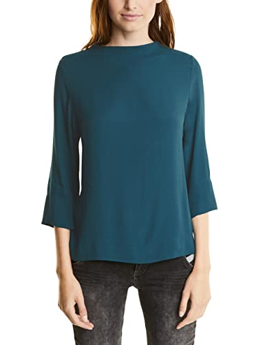 Street One Mat-Mix Turtle Neck, T-Shirt Donna