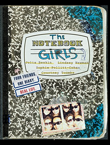 The Notebook Girls: Four Friends, One Diary